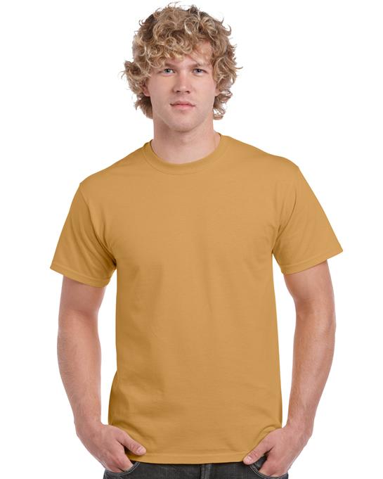 Koszulka Heavy Cotton Adult GILDAN 5000 - Gildan_5000_30 - Kolor: Old gold