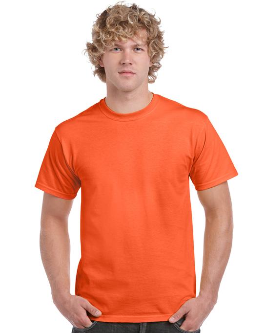 Koszulka Heavy Cotton Adult GILDAN 5000 - Gildan_5000_31 - Kolor: Orange