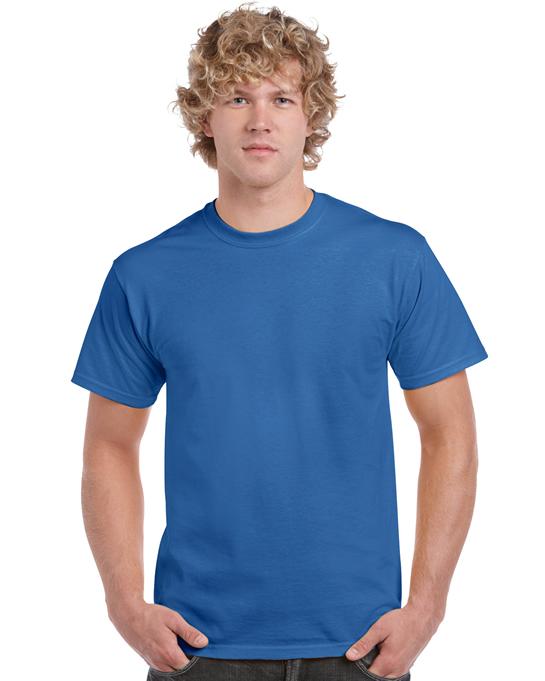 Koszulka Heavy Cotton Adult GILDAN 5000 - Gildan_5000_34 - Kolor: Royal blue