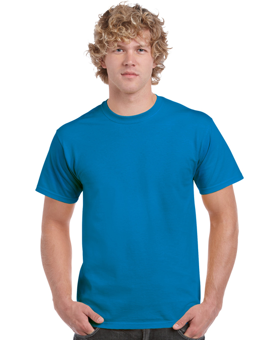 Koszulka Heavy Cotton Adult GILDAN 5000 - Gildan_5000_37 - Kolor: Sapphire