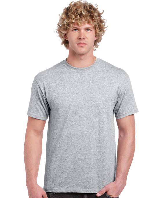 Koszulka Heavy Cotton Adult GILDAN 5000 - Gildan_5000_39 - Kolor: Sport grey