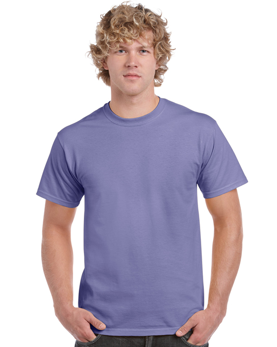 Koszulka Heavy Cotton Adult GILDAN 5000 - Gildan_5000_42 - Kolor: Violet