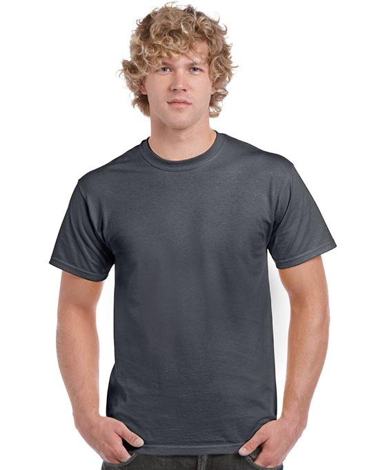 Koszulka Heavy Cotton Adult GILDAN 5000 - Gildan_5000_49 - Kolor: Dark heather