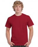 Koszulka Heavy Cotton Adult GILDAN 5000 - Gildan_5000_10 Cardinal red