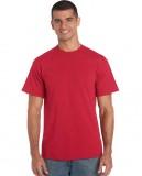 Koszulka Heavy Cotton Adult GILDAN 5000 - Gildan_5000_52 Heather red