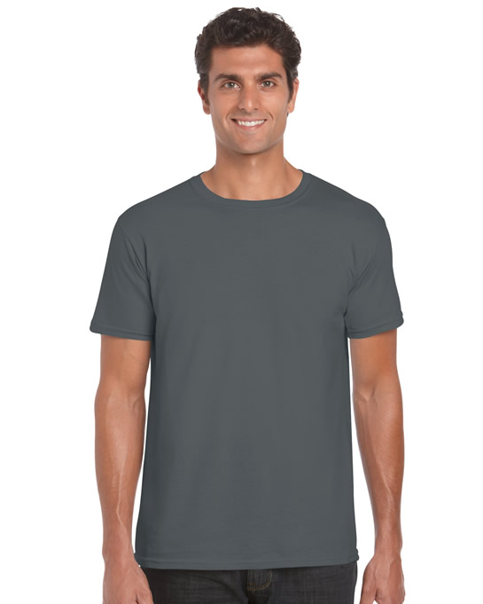 Koszulka Softstyle Adult GILDAN 64000 - Gildan_64000_06 - Kolor: Charcoal