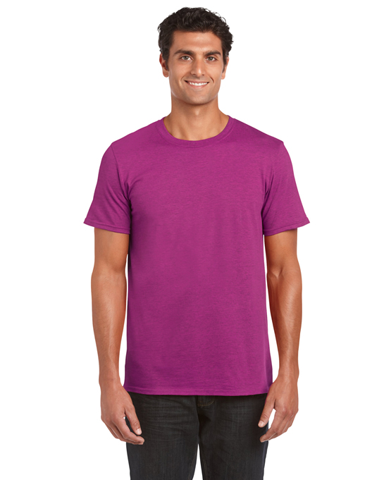 Koszulka Softstyle Adult GILDAN 64000 - Gildan_64000_02 - Kolor: Antique heliconia
