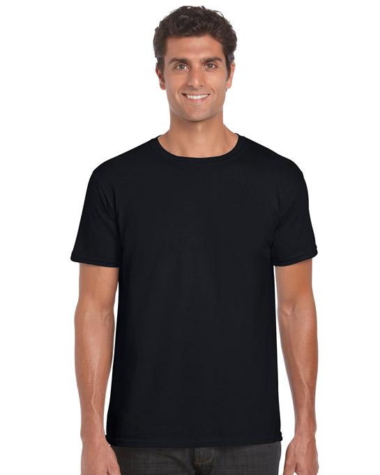 Koszulka Softstyle Adult GILDAN 64000 - Gildan_64000_04 - Kolor: Black