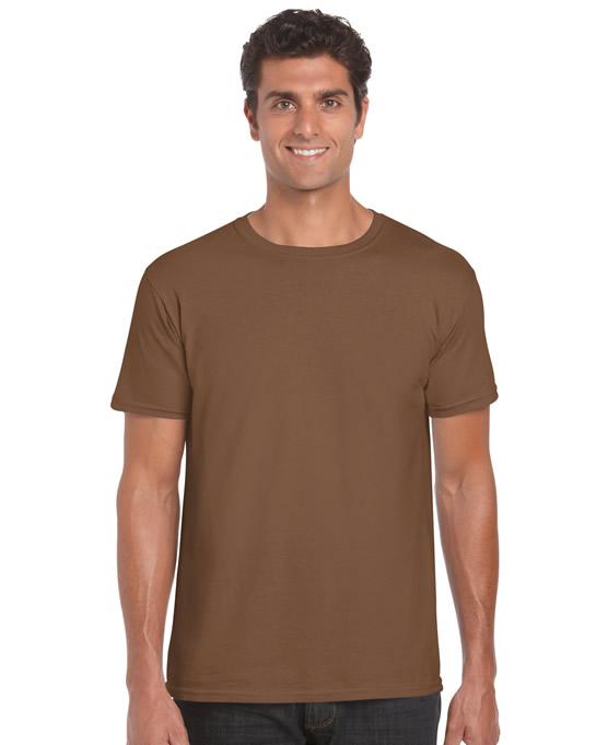 Koszulka Softstyle Adult GILDAN 64000 - Gildan_64000_08 - Kolor: Chestnut