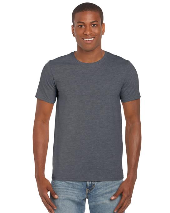 Koszulka Softstyle Adult GILDAN 64000 - Gildan_64000_12 - Kolor: Dark heather