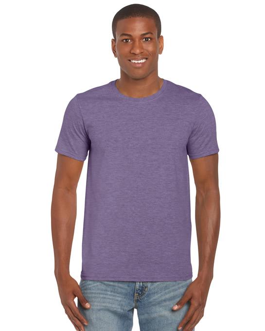 Koszulka Softstyle Adult GILDAN 64000 - Gildan_64000_19 - Kolor: Heather purple