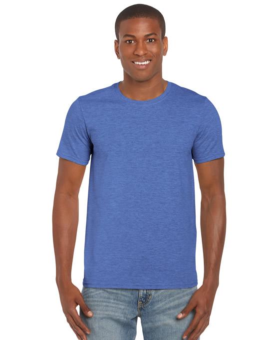 Koszulka Softstyle Adult GILDAN 64000 - Gildan_64000_20 - Kolor: Heather royal