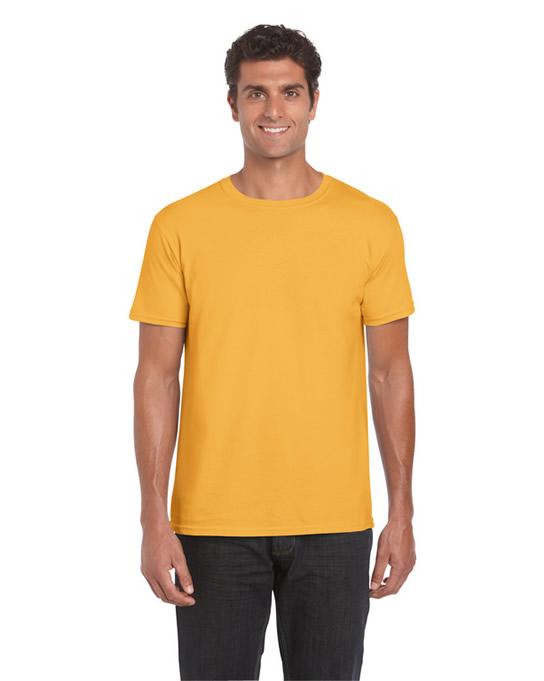 Koszulka Softstyle Adult GILDAN 64000 - Gildan_64000_21 - Kolor: Honey