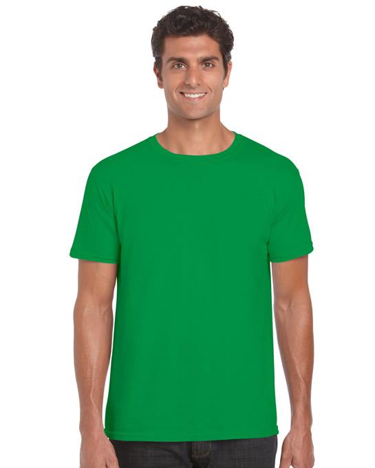 Koszulka Softstyle Adult GILDAN 64000 - Gildan_64000_23 - Kolor: Irish green