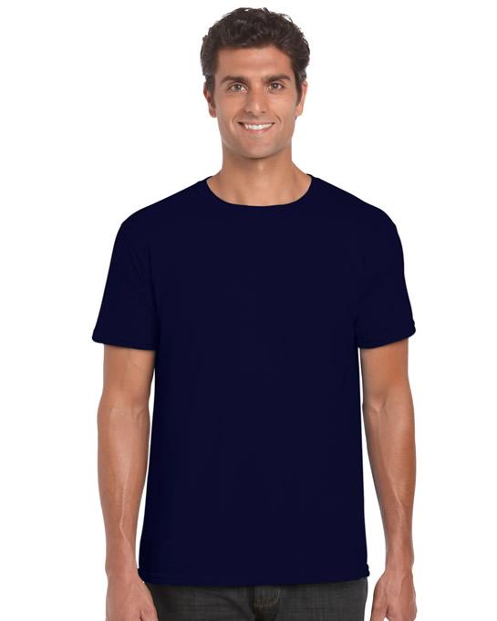 Koszulka Softstyle Adult GILDAN 64000 - Gildan_64000_27 - Kolor: Navy
