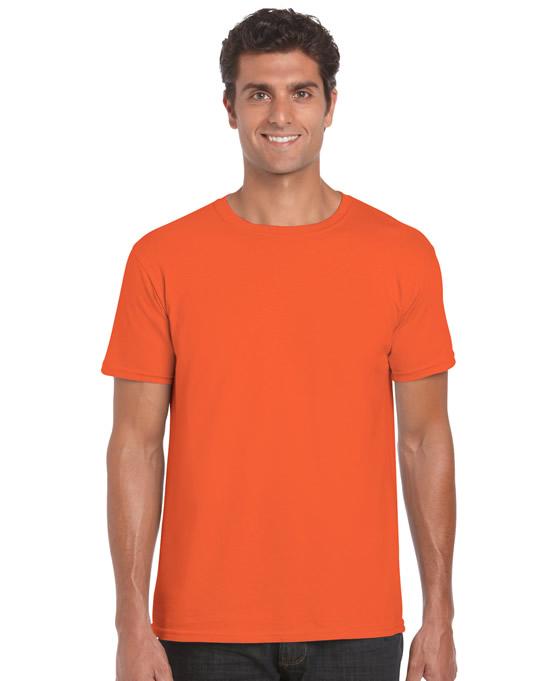 Koszulka Softstyle Adult GILDAN 64000 - Gildan_64000_28 - Kolor: Orange