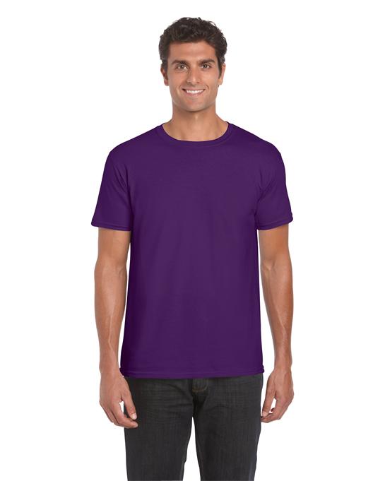 Koszulka Softstyle Adult GILDAN 64000 - Gildan_64000_30 - Kolor: Purple