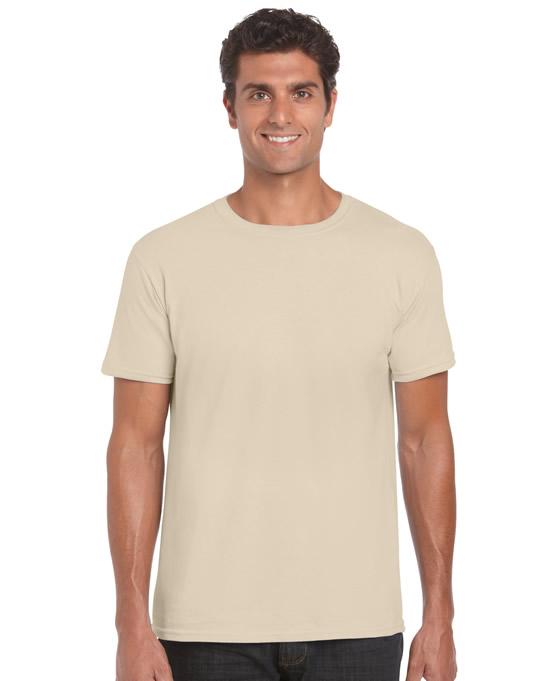 Koszulka Softstyle Adult GILDAN 64000 - Gildan_64000_34 - Kolor: Sand