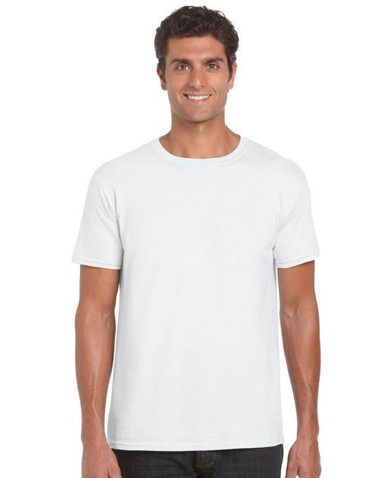 Koszulka Softstyle Adult GILDAN 64000 - Gildan_64000_35 - Kolor: White