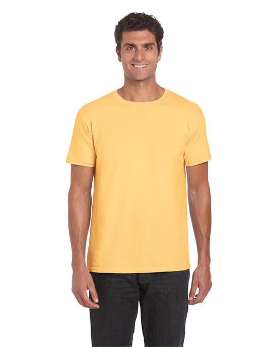 Koszulka Softstyle Adult GILDAN 64000 - Gildan_64000_36 - Kolor: Yellow haze