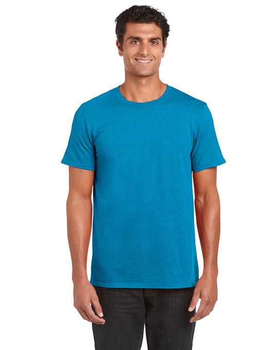 Koszulka Softstyle Adult GILDAN 64000 - Gildan_64000_03 - Kolor: Antique sapphire