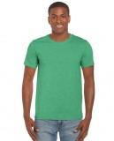Koszulka Softstyle Adult GILDAN 64000 - Gildan_64000_14 Heather irish green