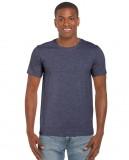 Koszulka Softstyle Adult GILDAN 64000 - Gildan_64000_17 Heather navy