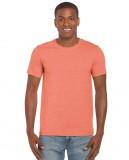 Koszulka Softstyle Adult GILDAN 64000 - Gildan_64000_18 Heather orange