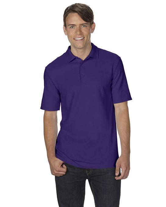 Koszulka Polo DryBlend Double Pique Adult GILDAN 75800 - Gildan_75800_07 - Kolor: Purple