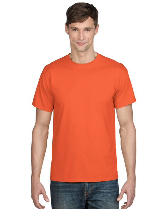 Koszulka DryBlend Classic Fit Adult GILDAN 8000 - Gildan_8000_04 - Kolor: Orange