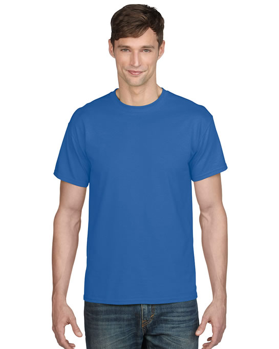 Koszulka DryBlend Classic Fit Adult GILDAN 8000 - Gildan_8000_06 - Kolor: Royal blue