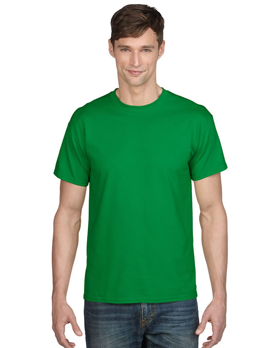 Koszulka DryBlend Classic Fit Adult GILDAN 8000 - Gildan_8000_08 - Kolor: Irish green