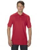 Koszulka Polo Premium Cotton Double Pique Adult GILDAN 85800 - Gildan_85800_10 Red