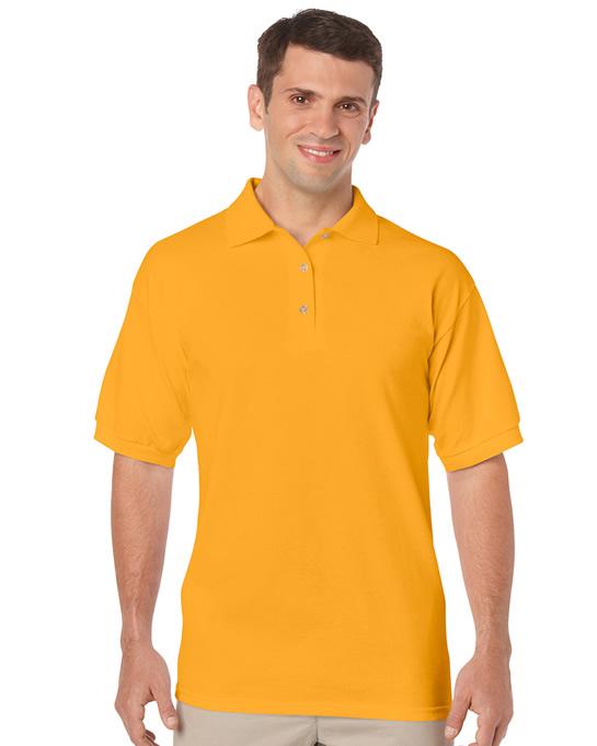 Koszulka Polo DryBlend Jersey Adult GILDAN 8800 - Gildan_8800_04 - Kolor: Gold