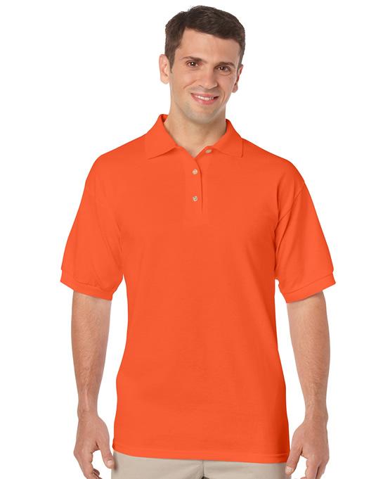 Koszulka Polo DryBlend Jersey Adult GILDAN 8800 - Gildan_8800_01 - Kolor: Orange