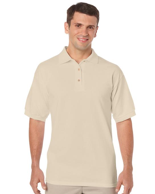 Koszulka Polo DryBlend Jersey Adult GILDAN 8800 - Gildan_8800_13 - Kolor: Sand