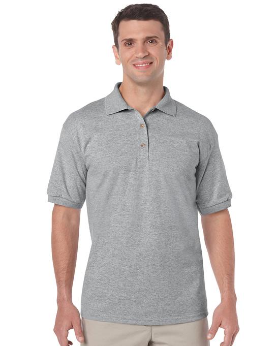 Koszulka Polo DryBlend Jersey Adult GILDAN 8800 - Gildan_8800_14 - Kolor: Sport grey
