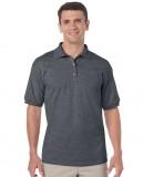 Koszulka Polo DryBlend Jersey Adult GILDAN 8800 - Gildan_8800_05 Dark heather