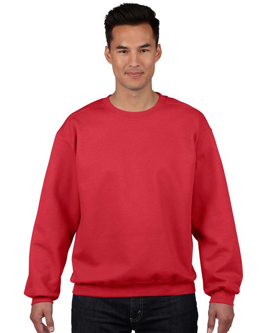 Bluza Premium Cotton Classic Fit Adult GILDAN 9200 - Gildan_9200_05 - Kolor: Red