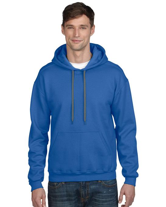 Bluza Premium Cotton Classic Fit Hooded Adult GILDAN 92500 - Gildan_92500_01 - Kolor: Sapphire