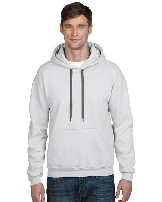 Bluza Premium Cotton Classic Fit Hooded Adult GILDAN 92500 - Gildan_92500_02 - Kolor: White