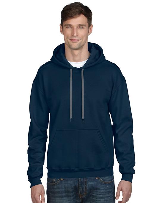 Bluza Premium Cotton Classic Fit Hooded Adult GILDAN 92500 - Gildan_92500_03 - Kolor: Navy