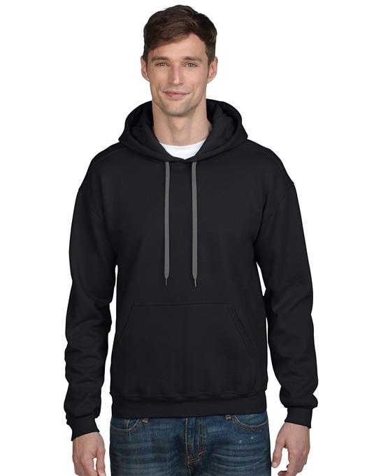 Bluza Premium Cotton Classic Fit Hooded Adult GILDAN 92500 - Gildan_92500_04 - Kolor: Black