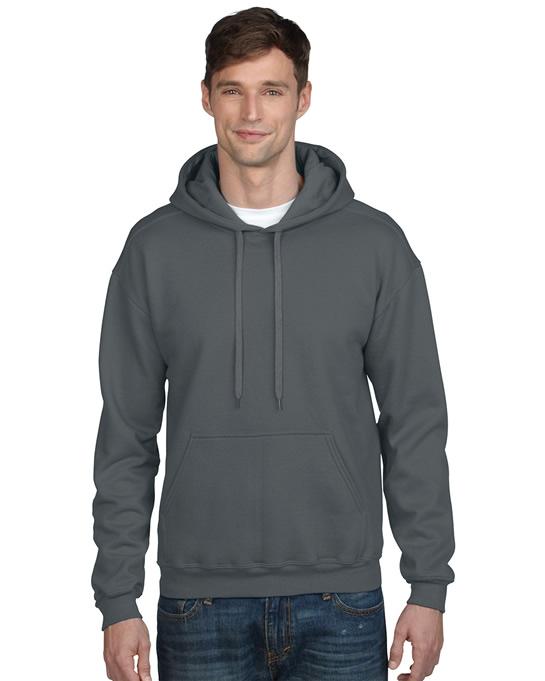 Bluza Premium Cotton Classic Fit Hooded Adult GILDAN 92500 - Gildan_92500_06 - Kolor: Charcoal