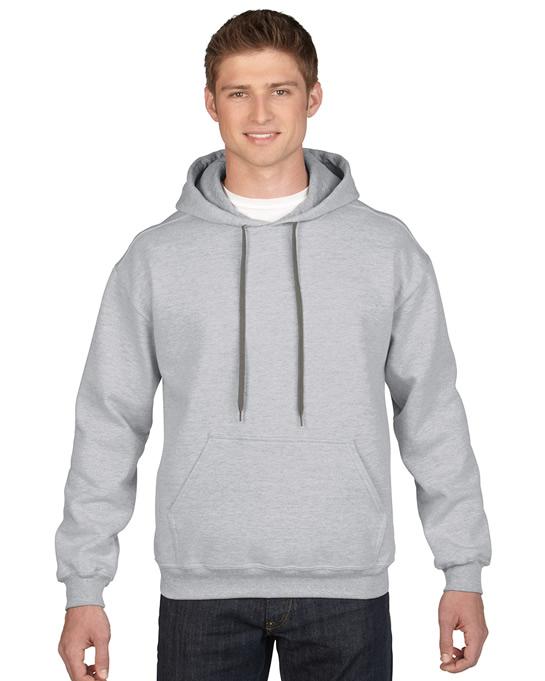 Bluza Premium Cotton Classic Fit Hooded Adult GILDAN 92500 - Gildan_92500_07 - Kolor: Sport grey