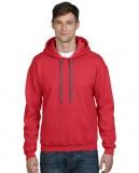 Bluza Premium Cotton Classic Fit Hooded Adult GILDAN 92500 - Gildan_92500_05 Red