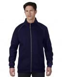 Bluza Premium Cotton Classic Fit Full Zip Adult GILDAN 92900 - Gildan_92900_03 Navy / Charcoal