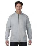 Bluza Premium Cotton Classic Fit Full Zip Adult GILDAN 92900 - Gildan_92900_05 Sport grey / Charcoal