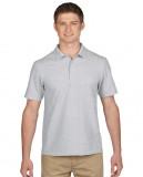 Koszulka Polo DryBlend Classic Fit Pique Adult GILDAN 94800 - Gildan_94800_01 Sport grey
