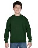 Bluza Heavy Blend Classic Fit Youth GILDAN B18000 - Gildan_B18000_04 Forest green